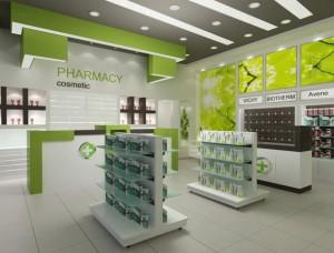 Ανακαίνιση φαρμακείου στην Αθήνα