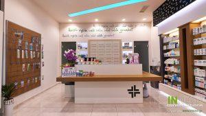 Βούλα κατασκευή ανακαίνιση φαρμακείου