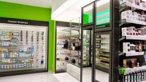 Αγ. Δημήτριο ανακαινίσεις κατασκευές φαρμακείου