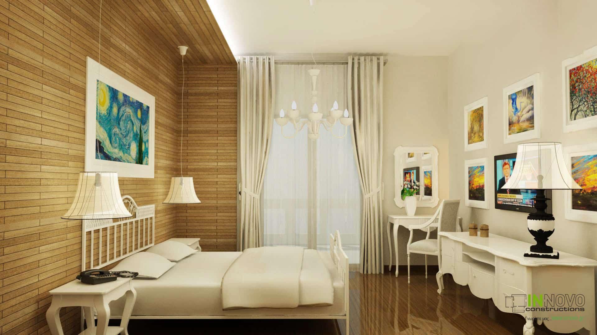 Ανακαίνιση ξενοδοχείου στην Πάργα από την Innovo