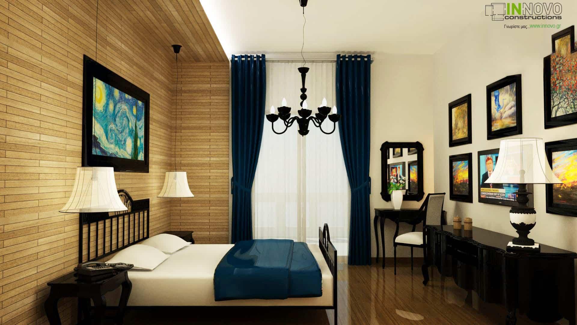 Μελέτη ξενοδοχείου στην Πάργα από την Innovo