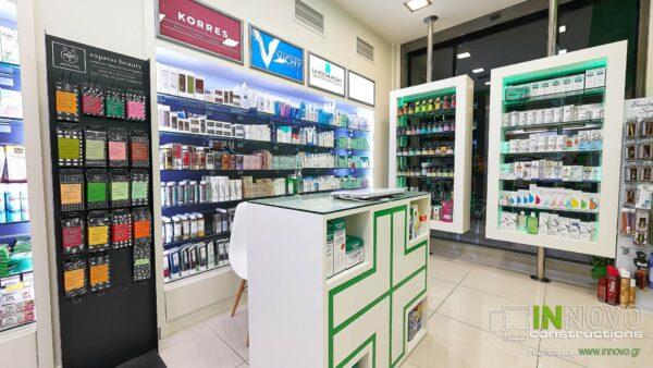 Πάγκος εξυπηρέτησης φαρμακείου