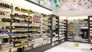 Ανακαινίσεις φαρμακείου