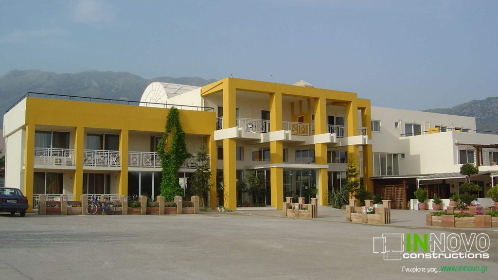 Ξενοδοχείο στην Κρήτη