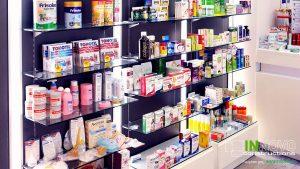 Διακόσμηση φαρμακείου Μαβίλης