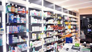 Σχεδιασμός ανακαίνιση φαρμακείου Μαβίλης