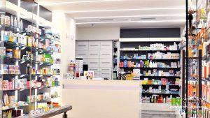 Μαβίλης ανακαίνιση φαρμακείου