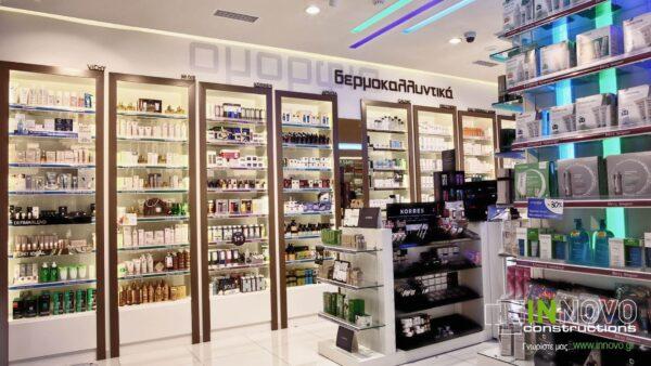 Γόνδολα φαρμακείου G-Niso, Πετρούπολη