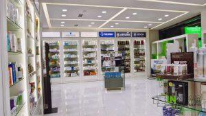 Ανακαίνιση φαρμακείου Γέρακα