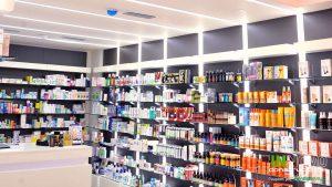 Μαβίλης σχεδιασμός ανακαίνιση φαρμακείου