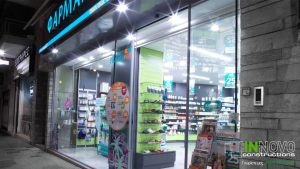 kataskevi-farmakeiou-κατασκευή-φαρμακείου-pharmacy-construction-facade-πρόσοψη