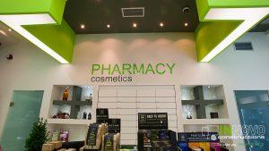 Ανακαίνιση κατασκευή φαρμακείου