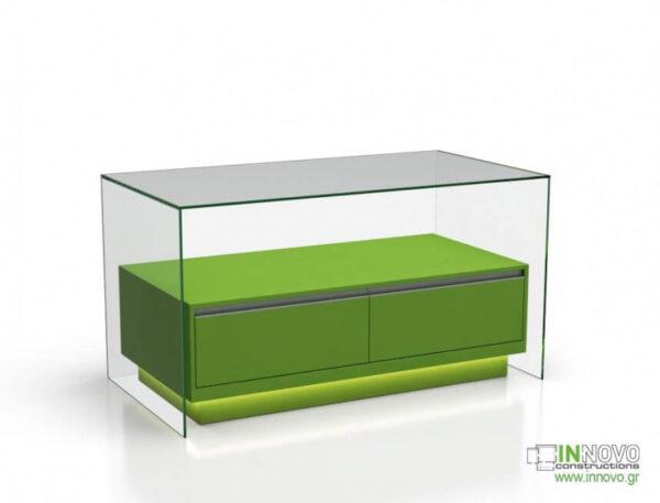 1015 Πάγκος εργασίας C-Lumi Cube B green