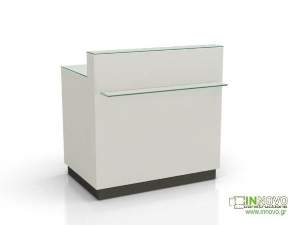Πάγκος Ταμείου R-Euphoria από την Innovo Constructions