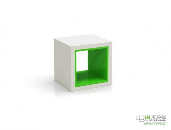 Βιτρίνα τζαμαρίας Cubes D