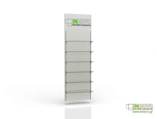 6035 Βιτρίνα φαρμακείου D-Standard Column