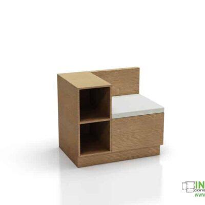 Καθιστικό φαρμακείου S-Aelia wood