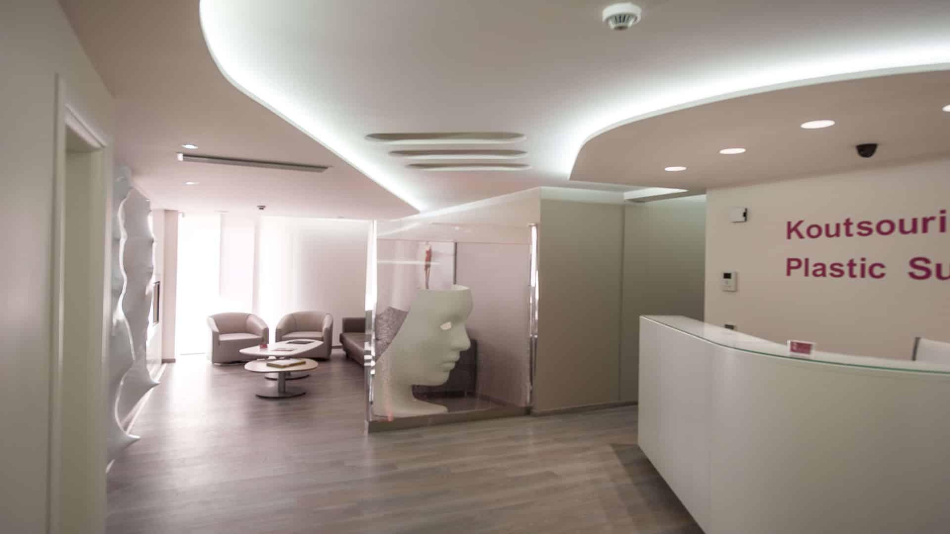 Επίπλωση Ιατρείου Πλαστικής Χειρουργικής στην Τρίπολη