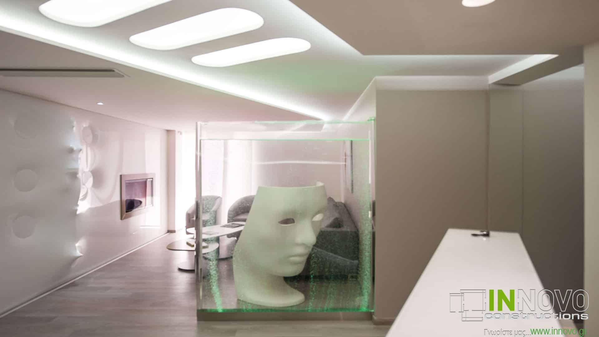 Μελέτη κατασκευής Ιατρείου Πλαστικής Χειρουργικής στην Τρίπολη