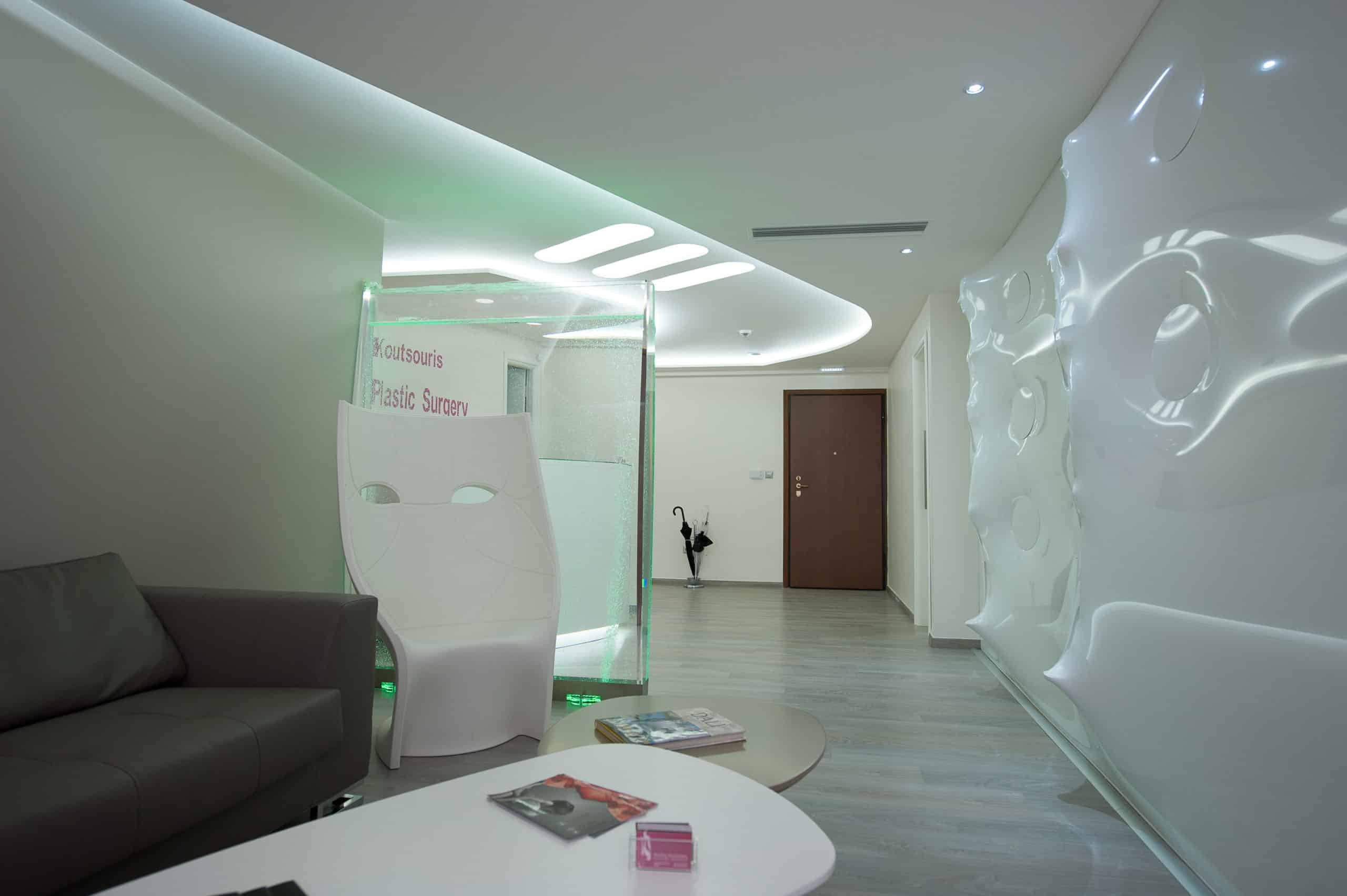 Ανακαίνιση και εξοπλισμός Ιατρείου Πλαστικής Χειρουργικής στην Τρίπολη