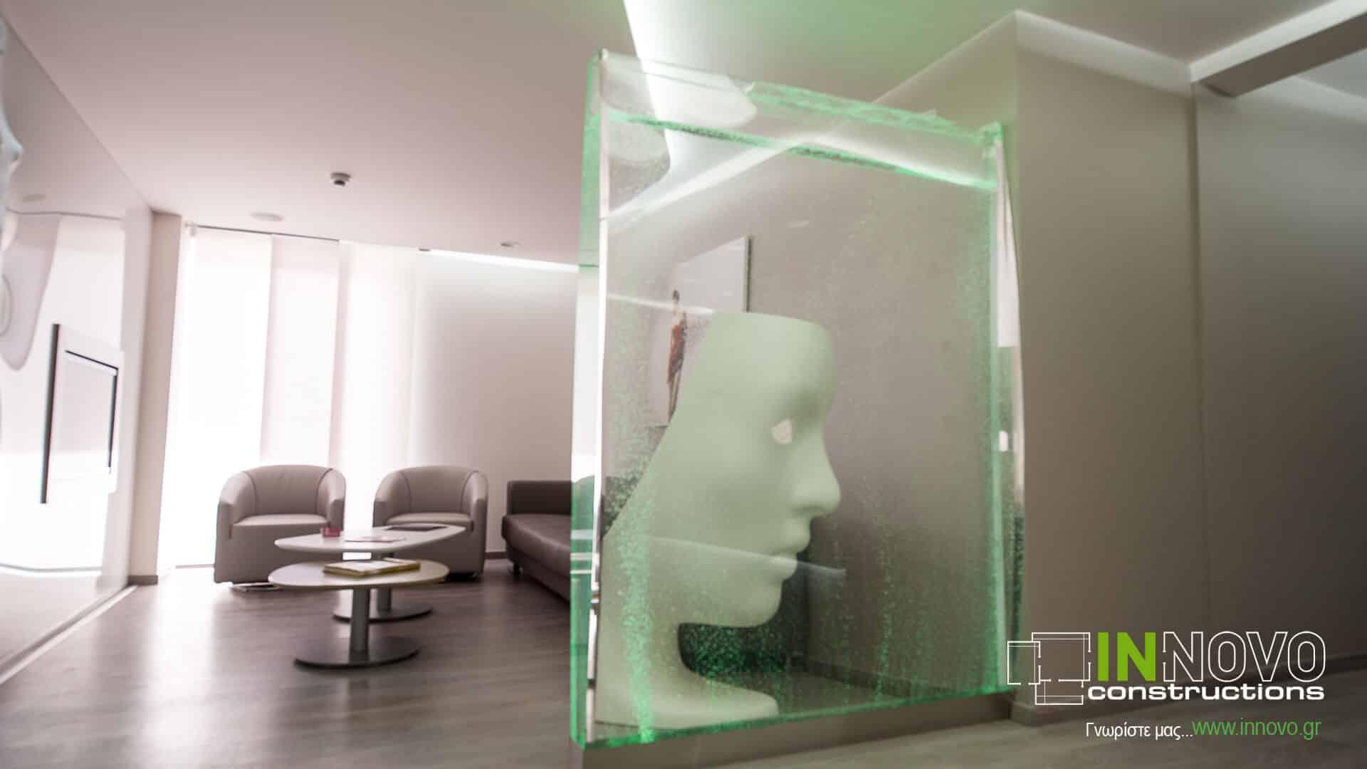 Μελέτη Ιατρείου Πλαστικής Χειρουργικής στην Τρίπολη