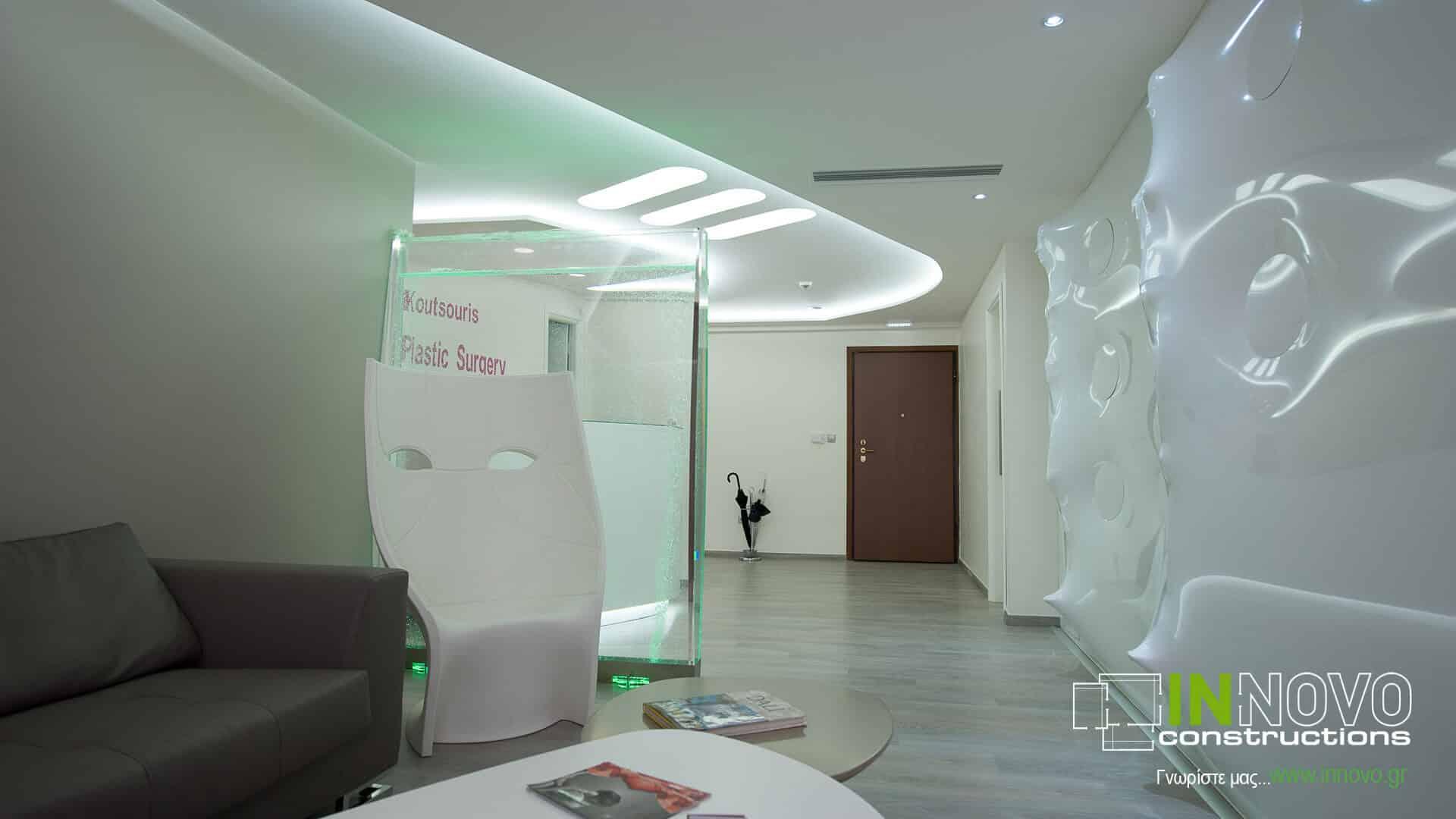 Στην Τρίπολη σχεδιασμός κατασκευής Ιατρείου Πλαστικής Χειρουργικής