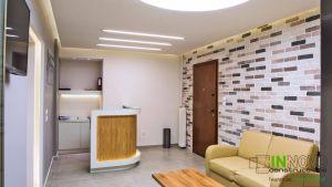 Ανακαίνιση-Φυσικοθεραπευτηρίου-Χώρος-αναμονής-εσωτερικη-διακοσμηση-ιατρειου
