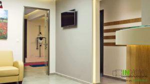 Ανακαίνιση-Φυσικοθεραπευτηρίου