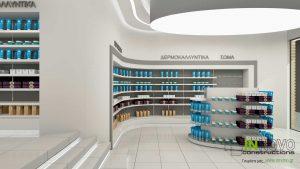 Μελέτη κατασκευής φαρμακείου στην Ελευσίνα από την Constructions