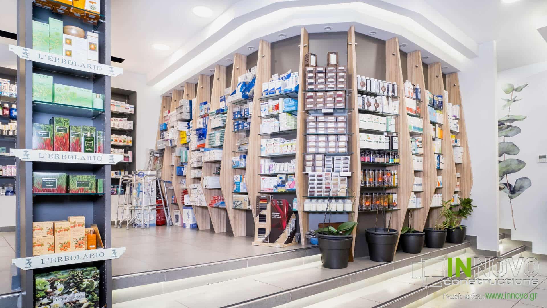 Στο Περιστέρι,μελέτη εξοπλισμού φαρμακείου