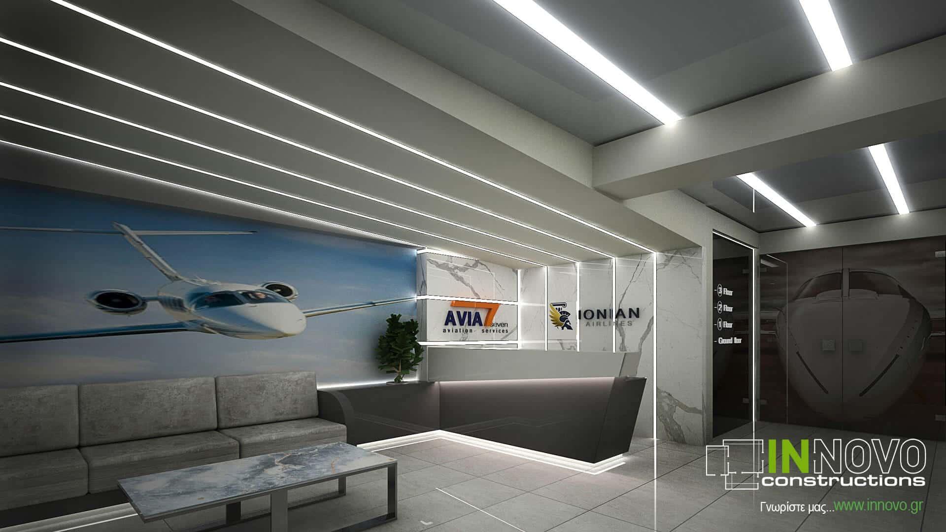 σχεδιασμός-γραφείων-sxediasmos-grafeion-office-design-aeroporiki-glyfada