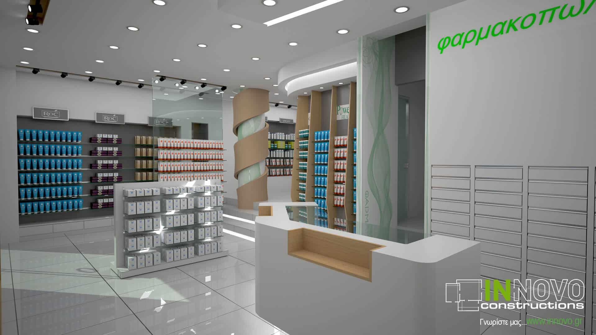 Στο Περιστέρι, σχεδιασμός κατασκευής φαρμακείου