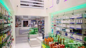 Καλλιθέα ανακαίνιση φαρμακείου