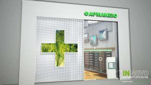 κατασκευή-φαρμακείου-kataskevi-farmakeiou-pharmacy-construction-facade