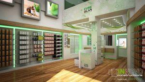 κατασκευή-φαρμακείου-kataskevi-farmakeiou-pharmacy-construction