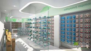 μελέτη-φαρμακείου-meleti-farmakeiou-pharmacy-design-peristeri