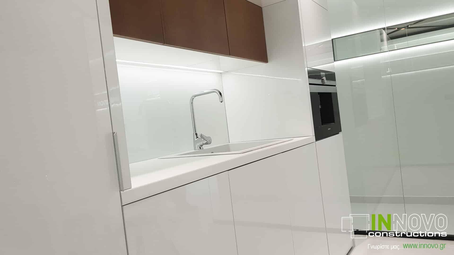 Από την Innovo Constructions ανακαίνιση σχεδιασμού Ιατρείου Πλαστικής