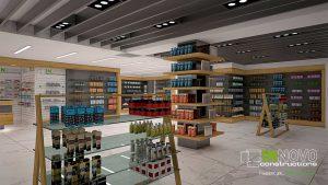 Κατασκευή σχεδιασμός φαρμακείου στον Άγιο Δημήτριο από την Innovo Constructions