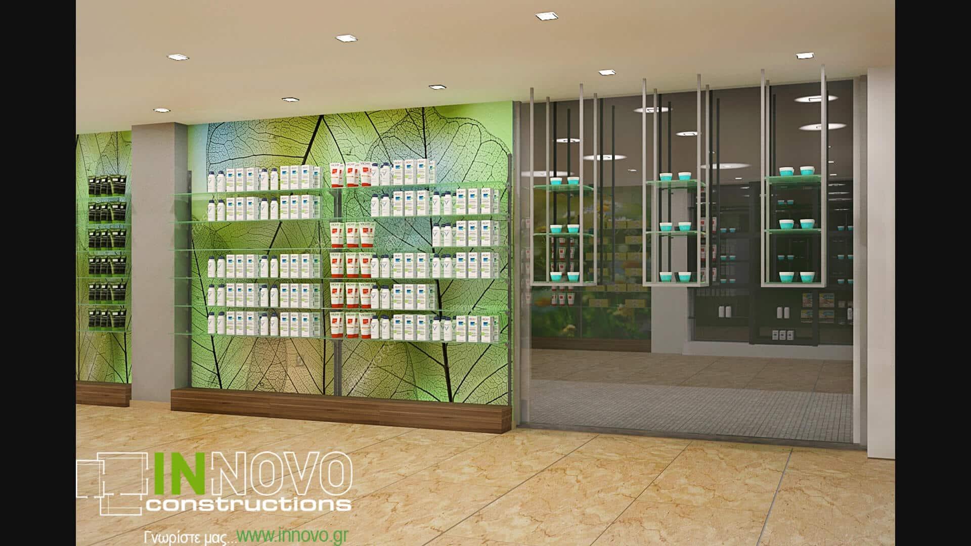 Εξοπλισμός φαρμακείου στο Νέο Ηράκλειοαπό την Innovo