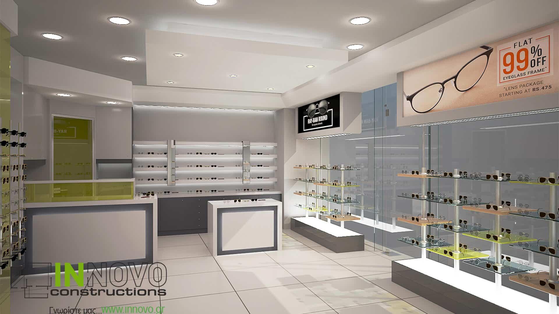 ανακαινιση-καταστηματος-οπτικων-xolargos-optical-store-renovation-equipment