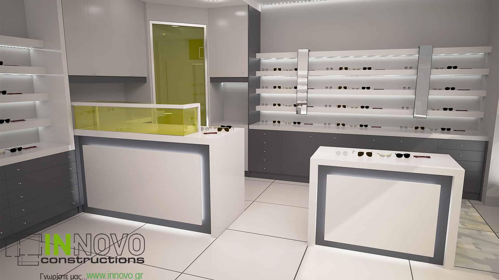 anakainisi-katastimatos-optikon-xolargos-optical-store-renovation-equipment-3