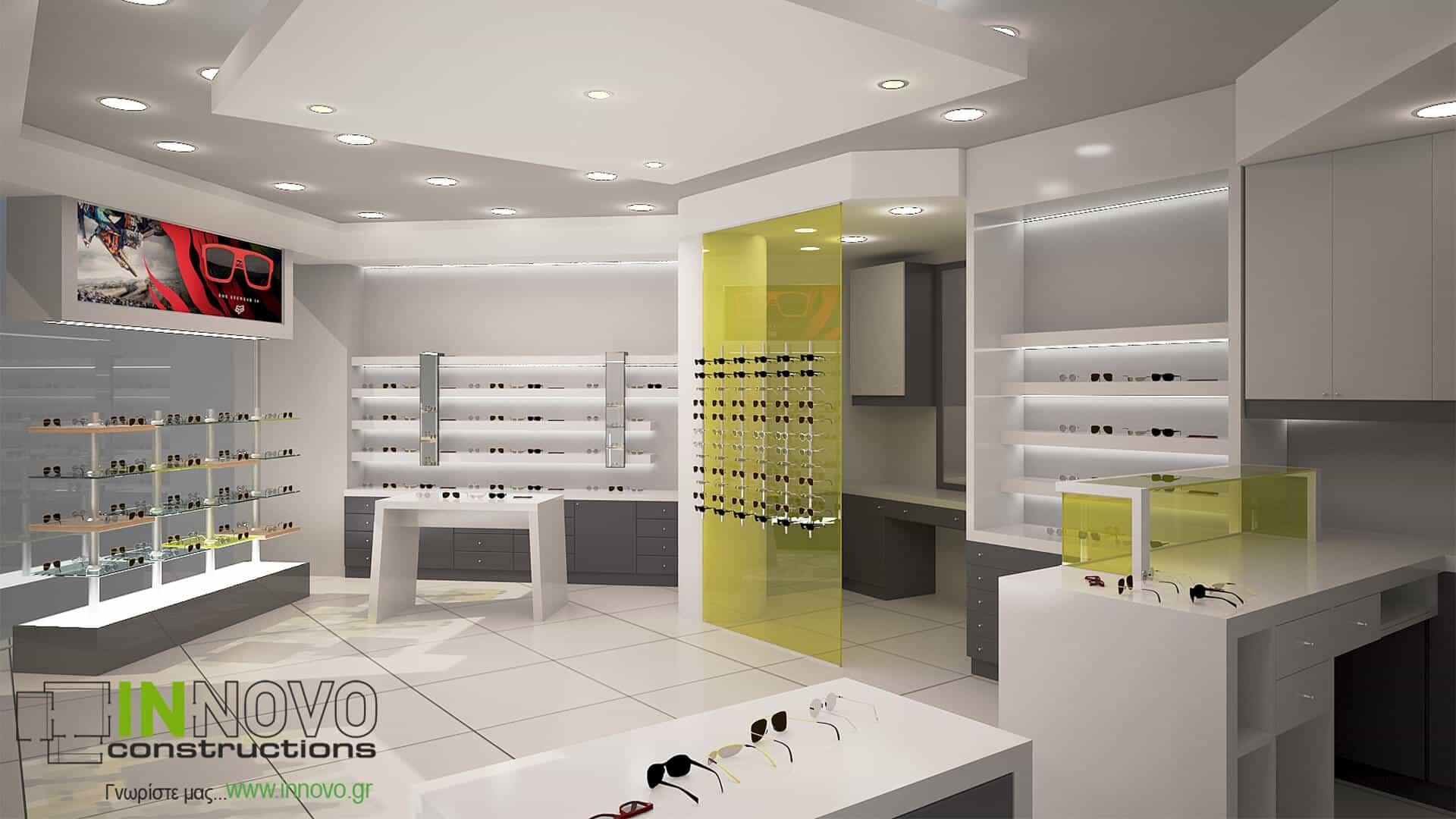 anakainisi-katastimatos-optikon-xolargos-optical-store-renovation-equipment