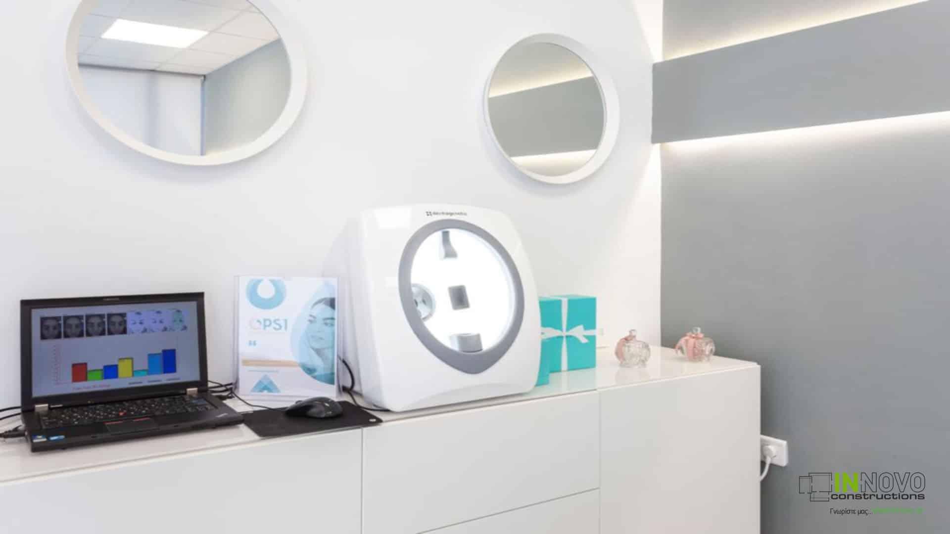 Κατασκευή δερματολογικού ιατρείου στην Ελευσίνα