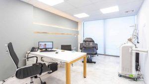 Κατασκευή δερματολογικού ιατρείου στην Ελευσίνα από την Innovo