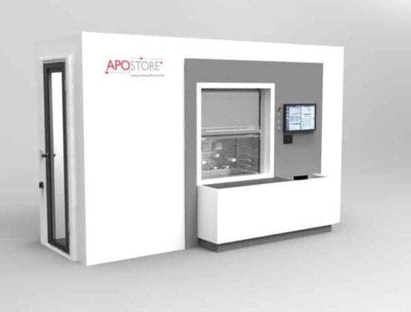 Ρομποτικό σύστημα Apostore A1000-1