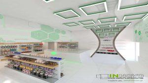 Σχεδιασμός φαρμακείου, Τρίκαλα