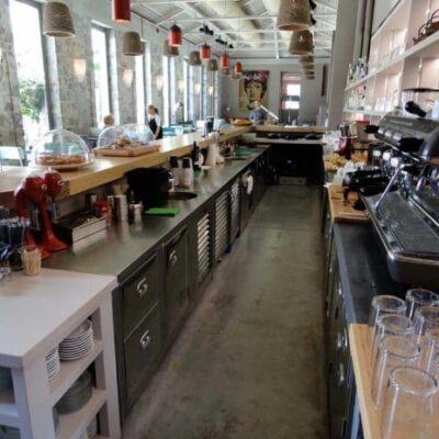 Καφετέριες Μπάρ