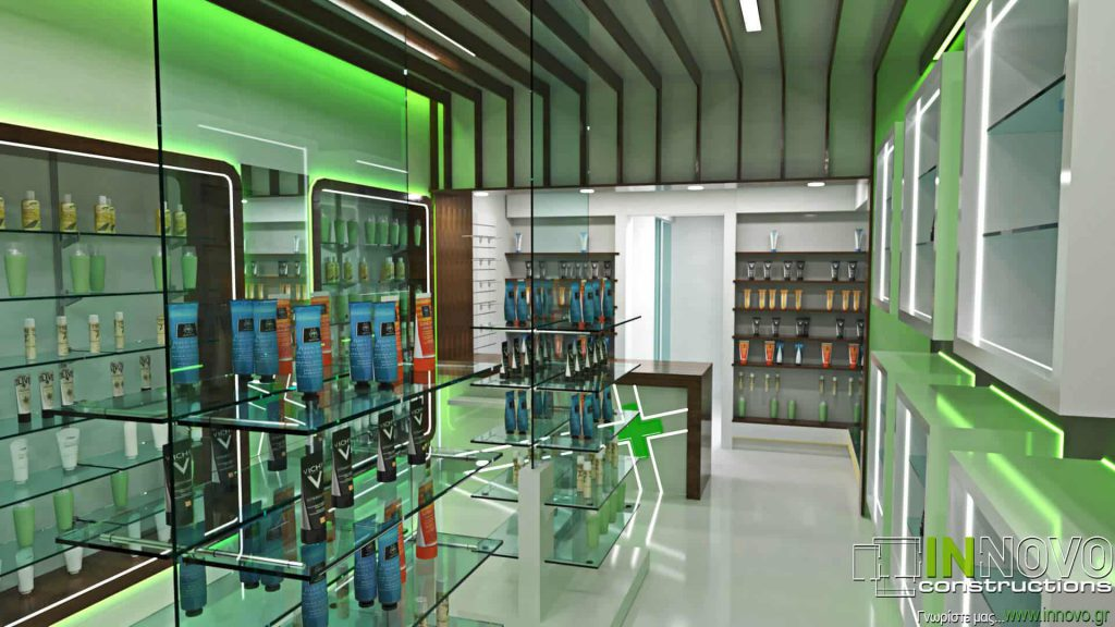 Μελέτη κατασκευής φαρμακείου, Άμστερνταμ