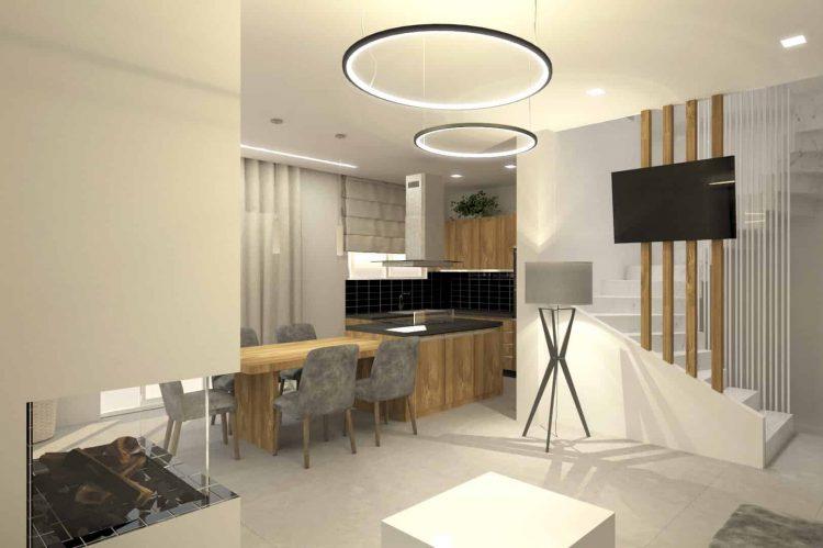 Σχεδιασμός κατασκευής κατοικίας, Υμηττός