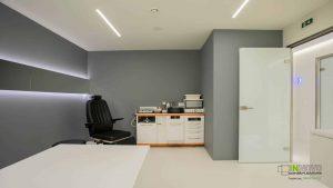 Ανακαίνιση και εξοπλισμός ρινοπλαστικής κλινικής, Παλλήνη